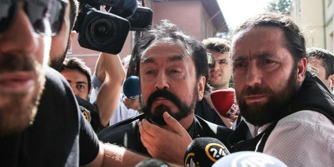 Harun Yahya Ditangkap Pihak Kepolisian Turki